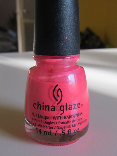 China Glaze 1083 Love's a beach